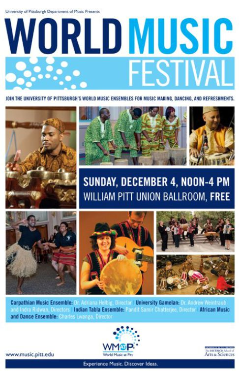 Upcoming Event | University of Pittsburgh Gamelan